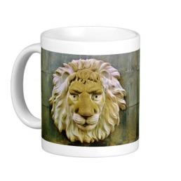 Lenny the Lion, of Massa, Classic Mug, Left