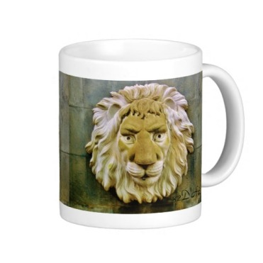 Lenny the Lion, of Massa, Classic Mug, Right