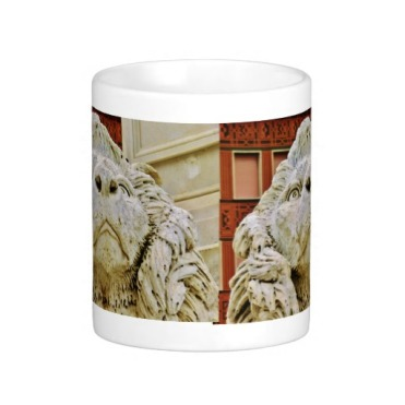 Lion of Massa, The Aloof One, Classic Mug, Center, Zazzle