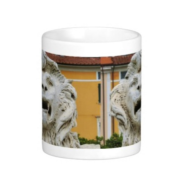 Lion of Massa, The Tortured One, Classic Mug, Center, Zazzle