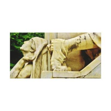 Pietrasanta War Memorial Detail, 26x13 Center