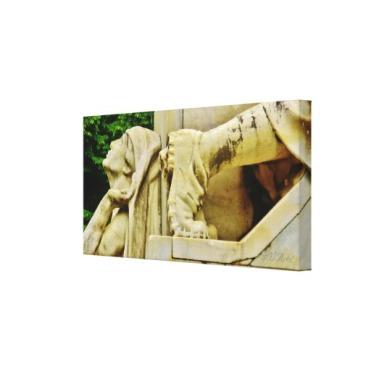 Pietrasanta War Memorial Detail, 26x13 Right
