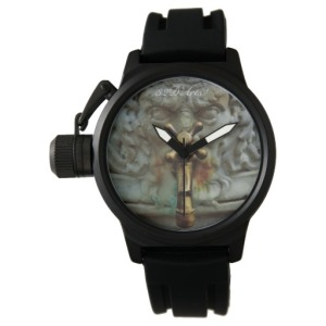 Spigot Face, Men's Rugged Outdoor Watch