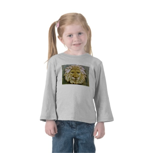 Lenny the Lion Toddler Top Shirts