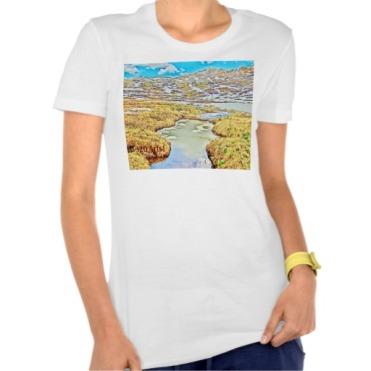 Roaring Fork Headwater No. 5 Women's Bella Tee