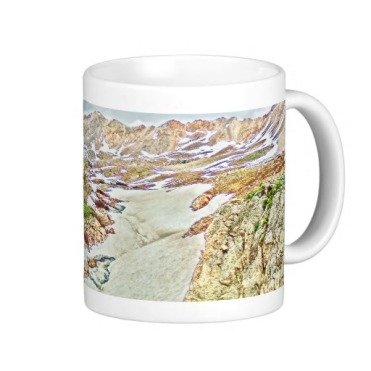 Roaring Fork River, Headwaters No. 9 Classic Mug right