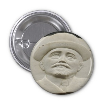Saintly Lunigiana Editor Wall Plaque, Small Button. jpg