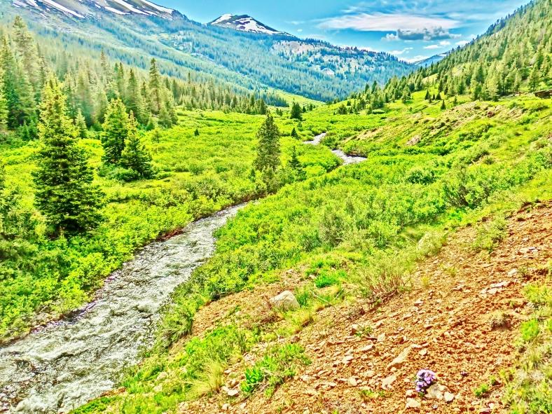 Roaring Fork River, Above Aspen