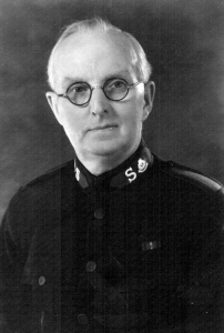 John Templeman, Salvation Army Officer