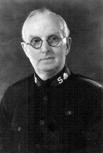 John Templeman, Salvation Army Officer