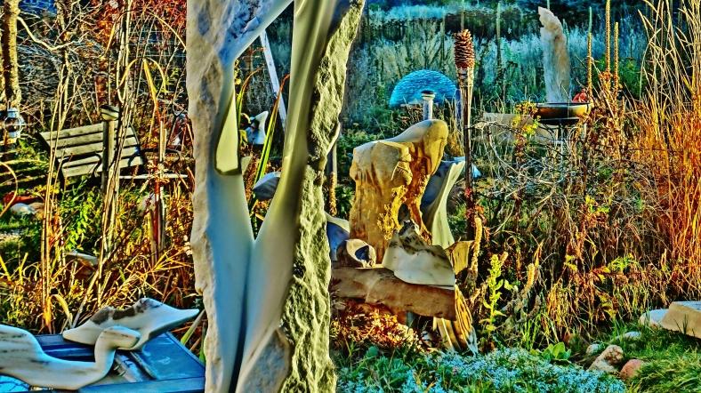 Wolf Man Jack, Snowgoyles,
