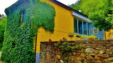 ill Ciliegiolo Bed and Breakfast, near Pontremoli, Lunigiana, Tuscany, Italy.