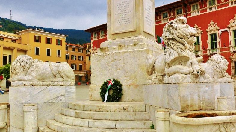 Massa Lions, Tuscany, Italy