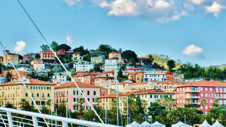 La Spezia, Slight Detour off The North West Tuscan Way