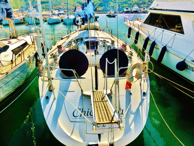 La Spezia Marina, a Grand Detour from the North West Tuscan Way