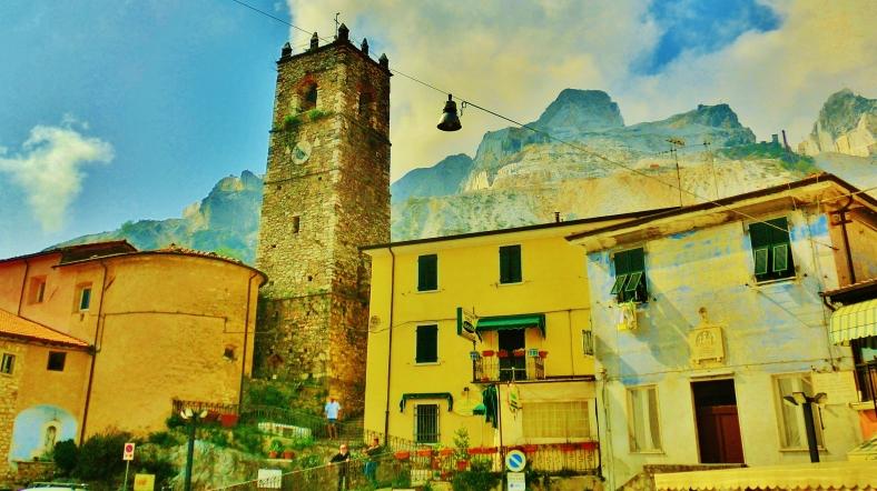 Colonnata, Lard Capitol of the World, Carrara, Italy