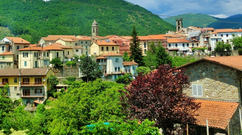 Fivizzano, Luginiana, Tuscany, Italy