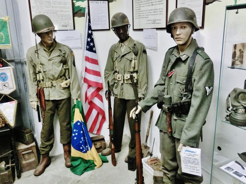 US 'Buffalo Soldier' Uniforms, Museum