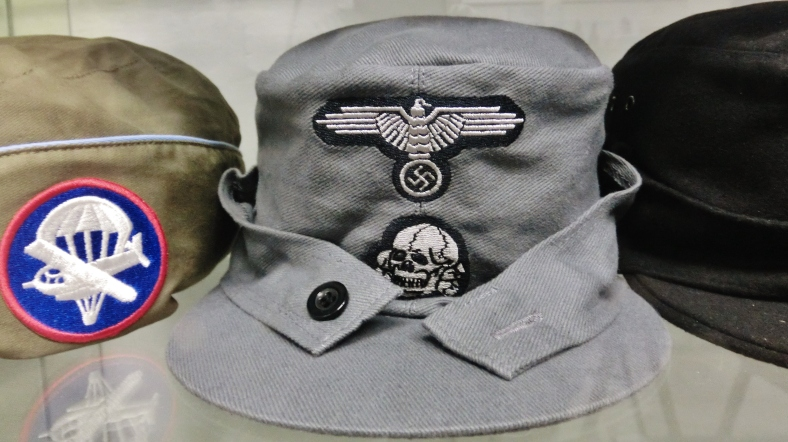 German Cap, Museum, Borgo a Mozzano,