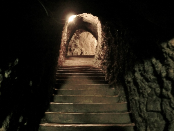 Gothic Line Tunnels