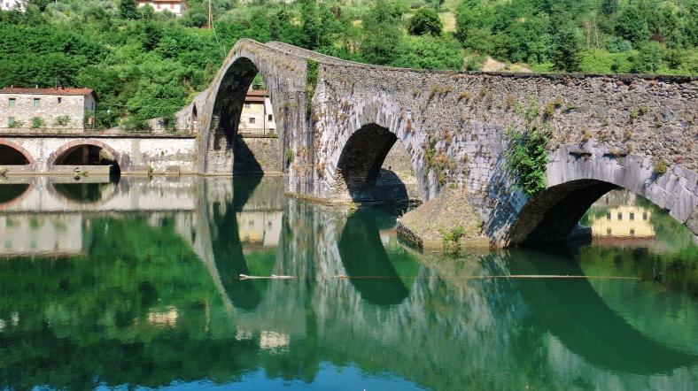 Devil's Bridge, Borgo a Mozzano,