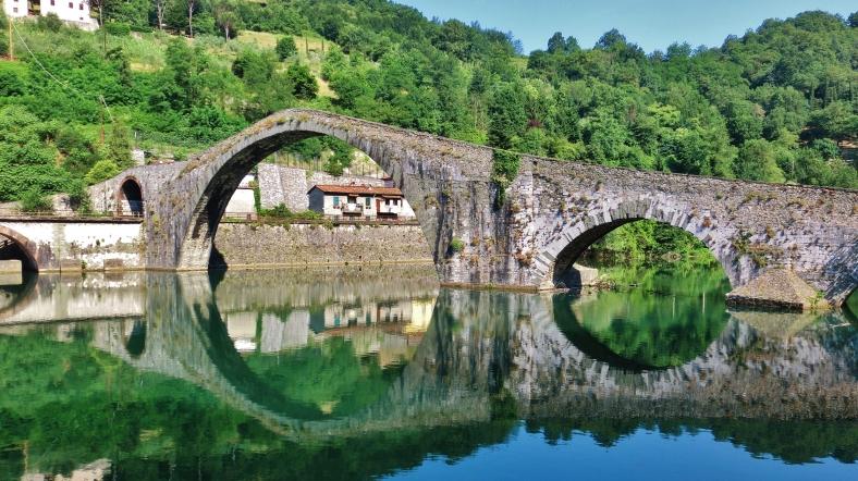Devil's Bridge, Borgo a Mozzano