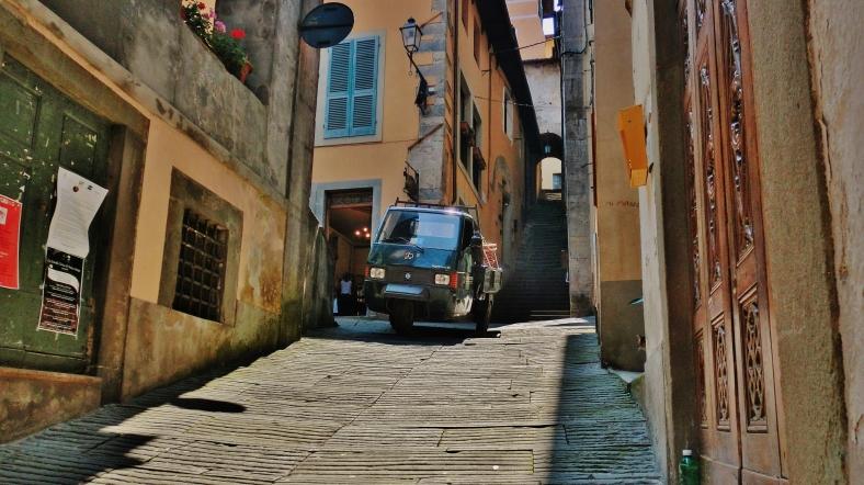 Barga, Tuscany, Italy