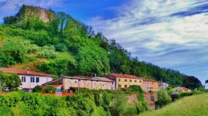 Ripafratta, Countryside Around Lucca and Pisa