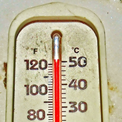 By mid afternoon the sun here at 7,300 feet can be very hot indeed.