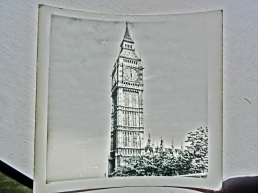 Big Ben, early sixties, London, England, UK.