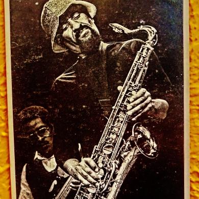 Postcard: Sonny Rollins.