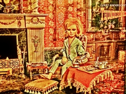 Postcard: The Formidable Lady Penelope, Secret Agent Extraordinaire.