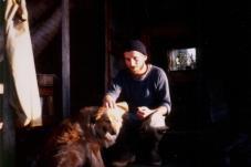 Martin Cooney, salmon fishing, Kenai, Alaska