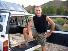 Martin Cooney, Studio Workshop, Woody Creek, Colorado