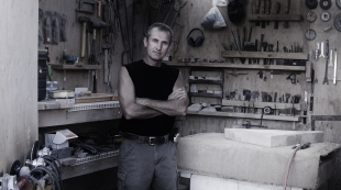 Martin Cooney, August 1st, 2004. A Brand New Studio Workshop is Born.