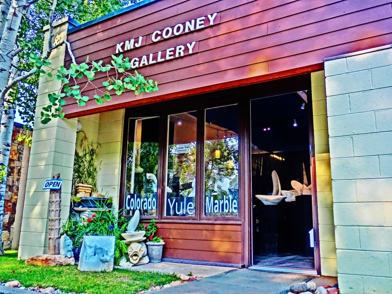 KMJ COONEY SCULPTURE GALLERY Entrance