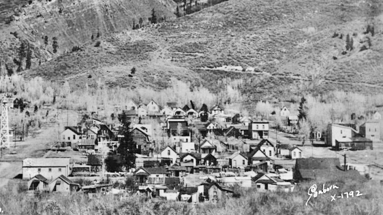 The Town of Marble, Colorado, Townscape