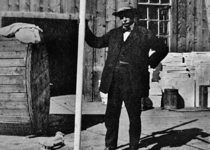 Channing Meek, Yule Marble Quarry, 1910, 11ft core sample