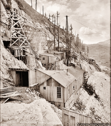 Yule Marble Quarry, 1910 (2)