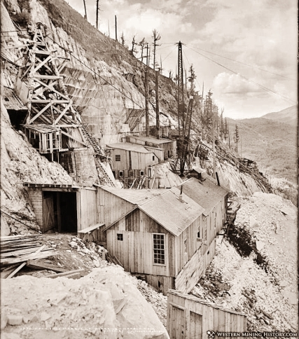 Yule Marble Quarry, 1910 (2)