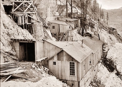 Yule Marble Quarry, 1910