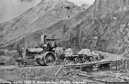 Yule Marble Quarry, 1910a (2)