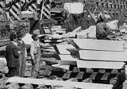 Yule Marble Quarry, 1913 sorting yard