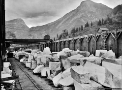 Yule Marble Quarry, 1913c (2)