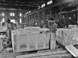 Yule Marble Quarry, 1915 finishing plant (2)