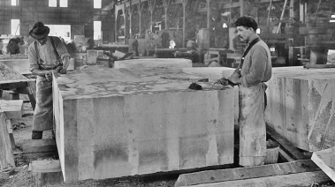 Yule Marble Quarry, 1915 finishing plant (3)
