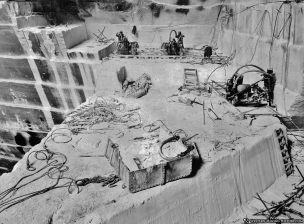 Yule Marble Quarry, 1915a
