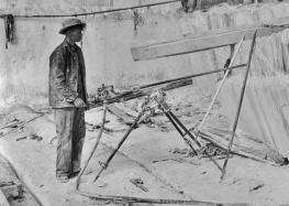 Yule Marble Quarry, pneumatic drill (4)