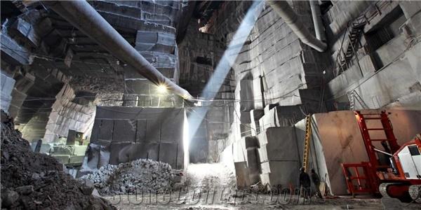 Colorado Lincoln Marble Quarry - StoneContact.Com
