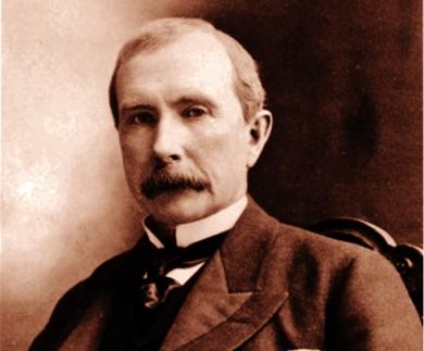 John D, Rockefeller